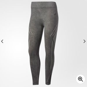 6d9ca863103efa adidas Pants | Wanderflow Warp Knit Seamless Leggings | Poshmark